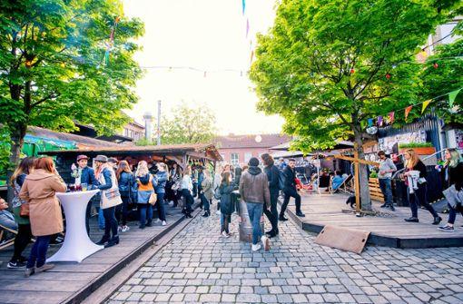 Die Kulturinsel Stuttgart ist zurück