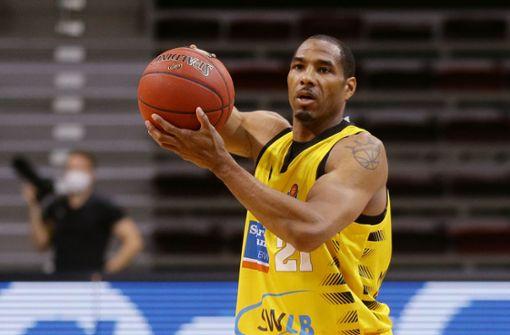 Der Veteran im deutschen Basketball spielt bei den MHP Riesen Ludwigsburg