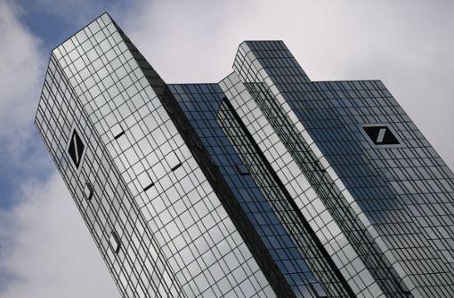 Noch ein Dämpfer für die Deutsche Bank