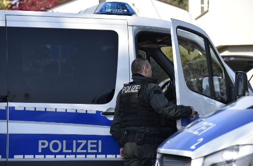 So lief die Festnahme in Tübingen ab