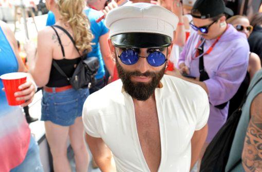 """""""Ich wäre beim Stonewall-Protest dabei gewesen"""""""