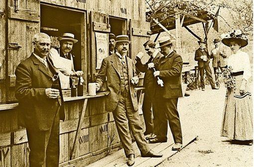 Bierhalle der Genossen  wird zum Familientreff