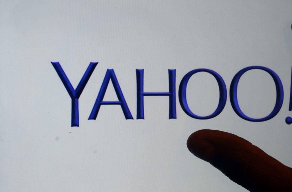 Der Internet-Dienstleister Yahoo hat einen massiven Hacker-Angriff eingeräumt. Foto: EPA