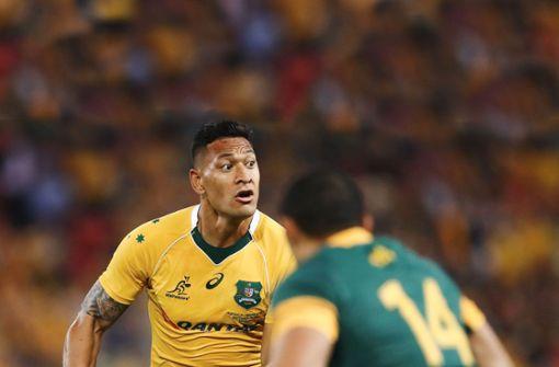 Aufruhr in der Rugby-Welt