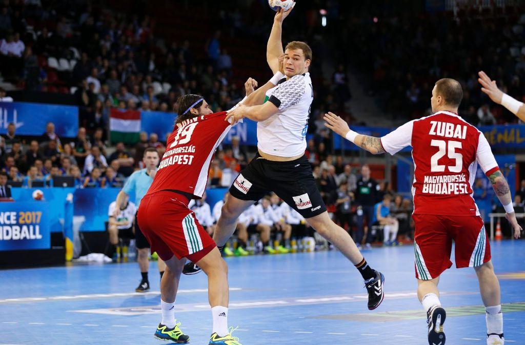 deutschland ungarn handball live