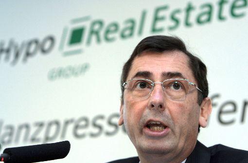 Hypo-Real-Estate-Pleite: Ex-Chef Funke vor Gericht