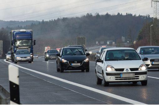 Autobahnkreuz auf der A81 für zwei Wochen gesperrt