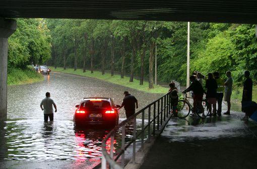 CDU möchte Bericht zum Hochwasserschutz vor Ort