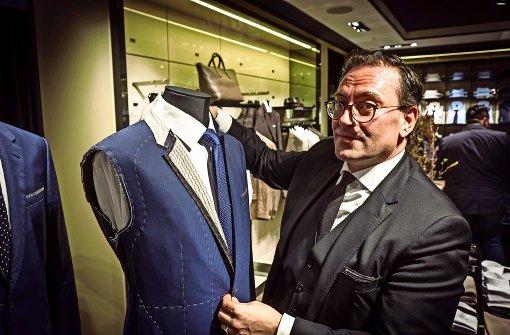 Die Ausweitung der Stuttgarter Luxuszone