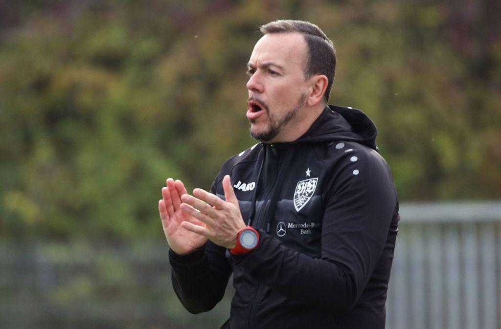 Ade VfB: Wechselt Paco Vaz nach China? Foto: Baumann