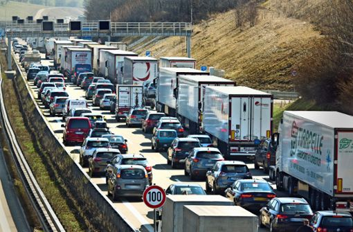 Das befürchtete Verkehrschaos bleibt aus