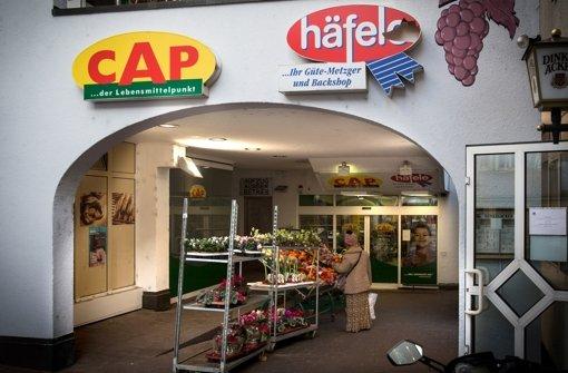 Dem CAP-Markt in Untertürkheim täte ein Aldi-Discounter in der Nähe nicht gut. Foto: Lichtgut/Achim Zweygarth