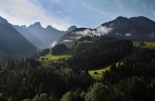 Regionaler Naturpark: Gruyère Pays-d'Enhaut
