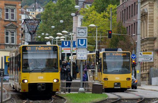 Halbe Milliarde   Euro für Stadtbahn nötig