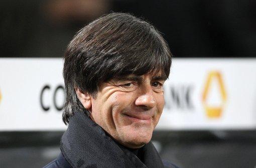 Bundestrainer Löw verlängert Vertrag bis 2020