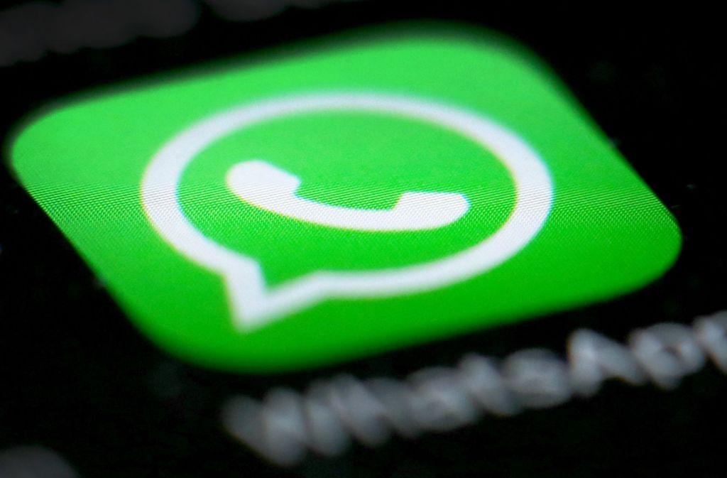 WhatsApp bringt mal wieder eine neue Funktion heraus. Foto: dpa