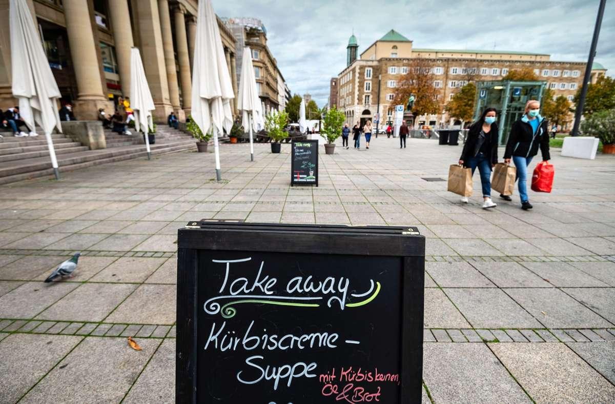 Viele  bieten Essen zum Mitnehmen an, nun lohnt es sich für sie auch. Foto: Lg/Piechowski