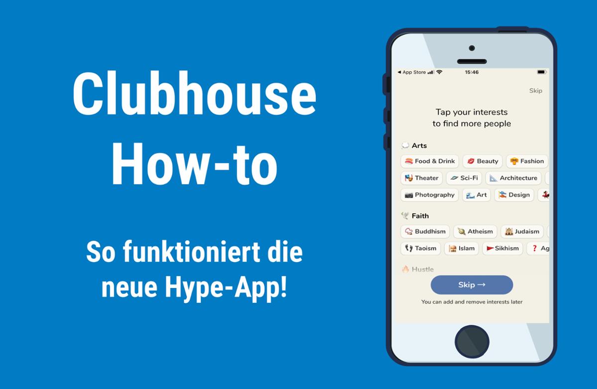 So gelingt der Einstieg in die App. Foto: Lukas Böhl / Piktochart
