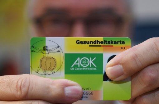 AOK offen für Gesundheitskarte