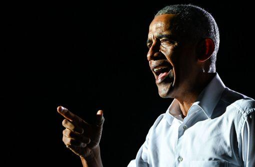 "Barack Obama bei ""Markus Lanz"""