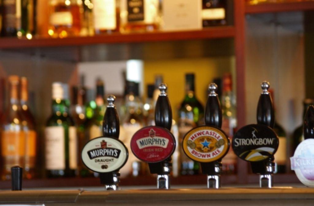 Im Irish Pub The Auld Rouge soll, wenn es nach den Betreibern geht, in Zukunft Foto: Rüdiger Ott