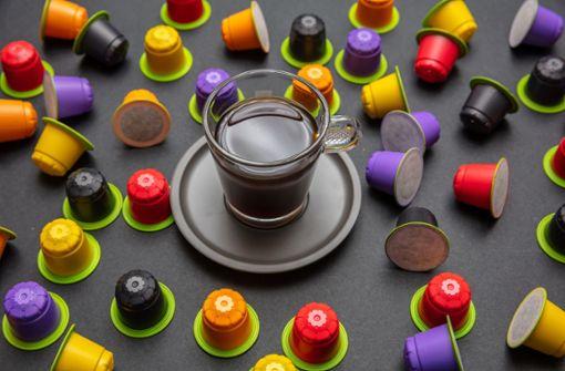 Warum Kaffeekapseln nicht in den Biomüll gehören