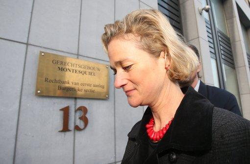 Ist sie die Tochter von Albert von Belgien?