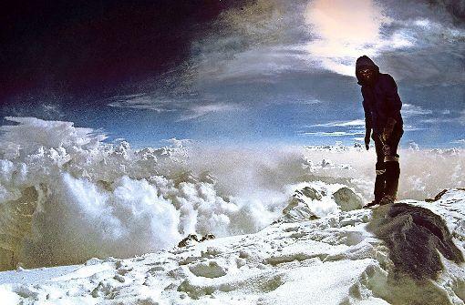 Fieberträume in mehr als 8000 Metern Höhe