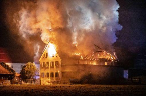 Hund rettet Familie vor Feuertod