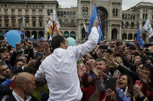 Europas Ultra-Rechte im Wahlkampffinale