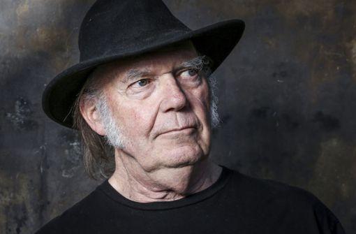 Neil Young sucht einen US-Präsidenten