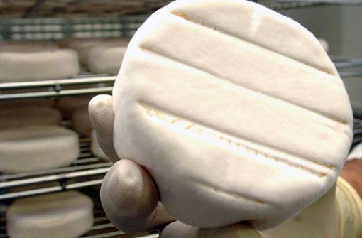 Französische Firma ruft Käse zurück