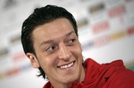 Mesut Özil denkt gern an Essen zurück. Foto: dpa