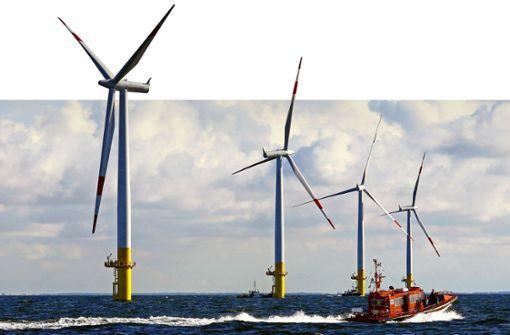 Windbranche fühlt    sich im Stich gelassen