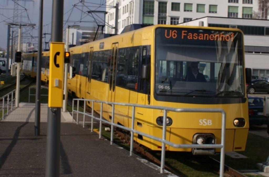 OB Schuster möchte die Finanzierungsvereinbarung für die Verlängerung der U 6 unter Dach und Fach bringen. Foto: Stefanie Käfferlein