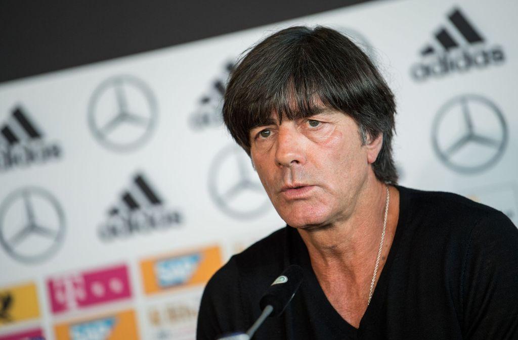 Bundestrainer Joachim Löw Foto: dpa