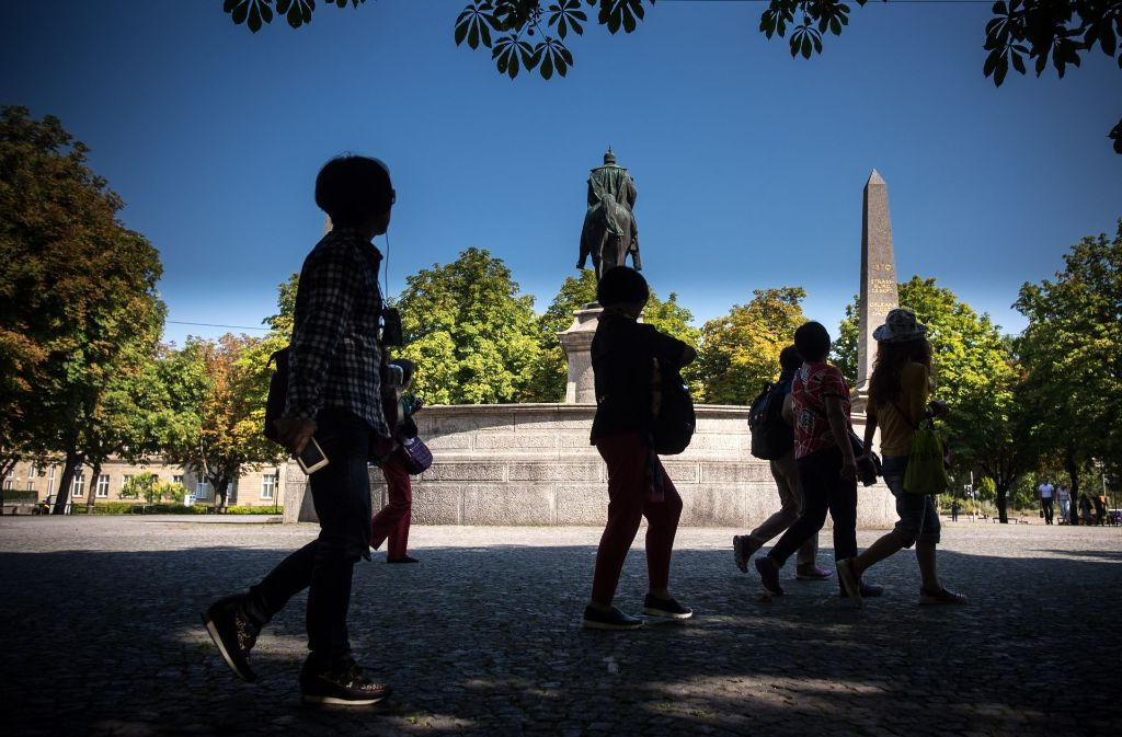 Die Zahl der Übernachtungen von Chinesen ging um zehn Prozent zurück. Der Grund: Terroranschläge in europäischen Großstädten. Foto: Lichtgut/Leif Piechowski