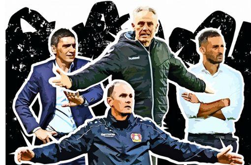 Der VfB und die Null-Punkte-Fraktion