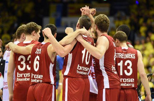 Bamberg vor erneuter Meisterschaft