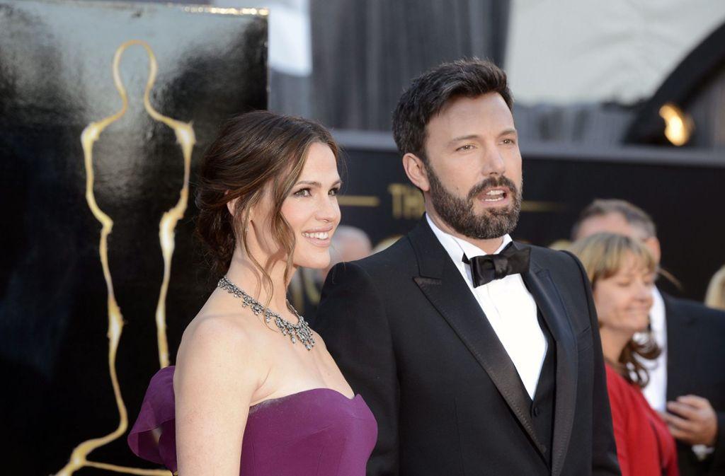 Elf Jahre waren Ben Affleck und Jennifer Garner ein Paar. 2015 gingen die Schauspieler getrennte Wege. Foto: picture alliance / dpa/Mike Nelson