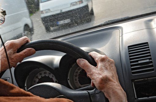 80-jähriger Geisterfahrer unterwegs