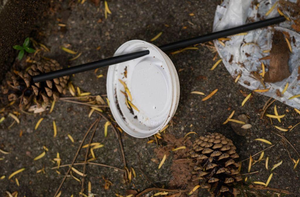 Die EU sagt dem Plastikmüll den Kampf an. Foto: Max Kovalenko