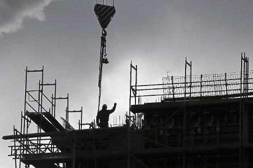 Deutschland blüht kräftiges Wachstum