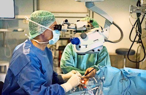 Klinikum richtet eigene Hornhautbank ein