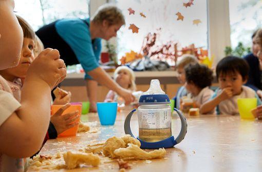 Vom Beginn an Gehalt in der  Kinderpflege
