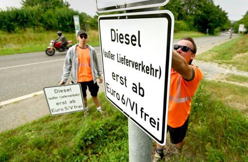 Euro-5-Fahrverbot rückt nach Studie näher