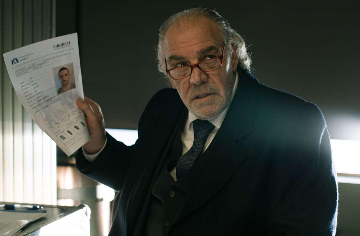 Kohlunds Anwalt Thomas Borchert kämpft für die Gerechtigkeit.   Foto: ARD Degeto