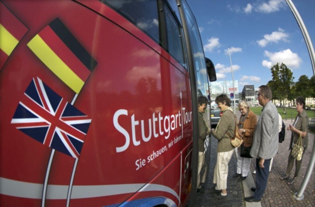 Wer mit der Stuttgart-Tour unterwegs sein will, muss sich beeilen: Ende des Jahres ist Schluss. Foto: Horst Rudel
