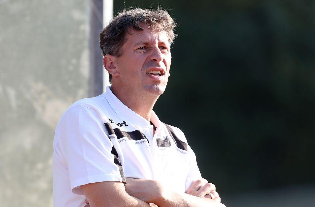Martin Braun soll's richten: Der Ex-Profi wir Sportdirektor der Kickers. Foto: Baumann