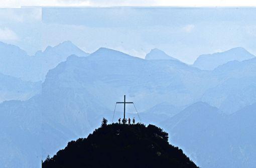 Bergwacht appelliert:Keine Kletterausflüge an Ostern